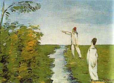 Le ruisseau de Cézanne