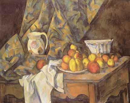 Cézanne, nature morte