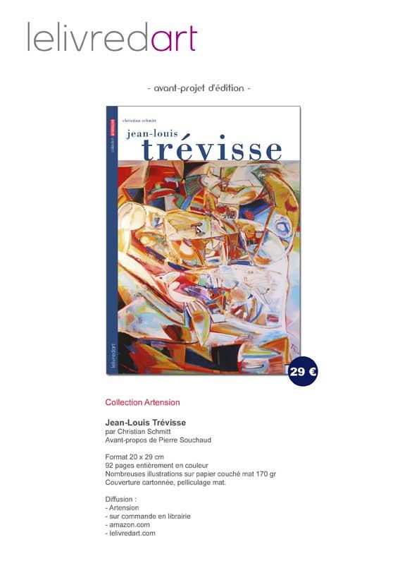 projet d'édition sur Trévisse