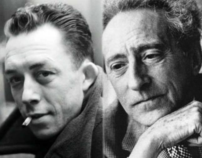 Camus et cocteau