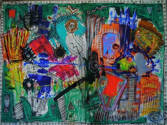 chaos-22-160-x-120-acrylique-pastels-a-l-ecu-craie-feutre-encre-lino-encre-de-chine-sur-papier.jpg