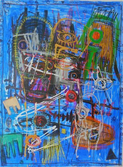 chaos-6-120x160-aceylique-pastels-a-l-ecu-craie-feutre-encre-sur-papier.jpg